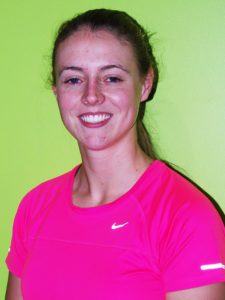 Veronica Mansbridge accredited exercise physiologist